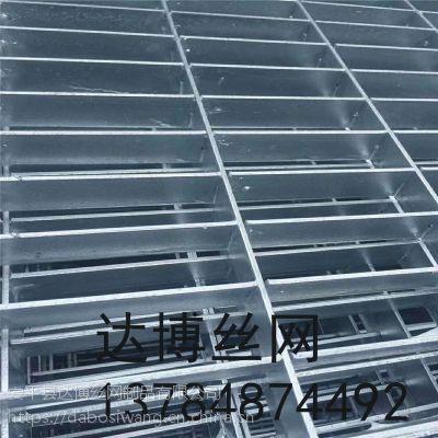 钢格栅盖板 钢格栅板 热镀锌钢格板 不锈钢格栅 洗车房钢格板
