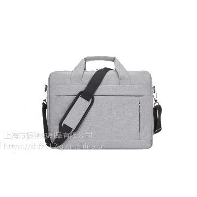 手提笔记本电脑包 商务单肩包 厂家生产定做 可加LOGO