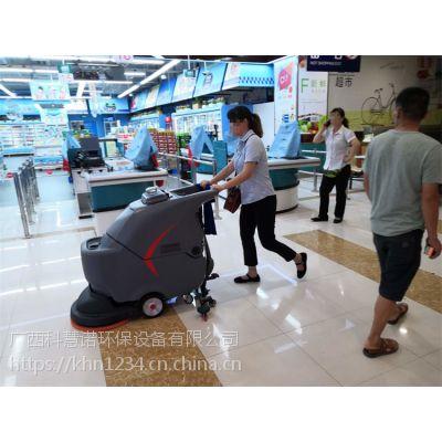 南宁全自动洗地机培训教机一体化售后服务
