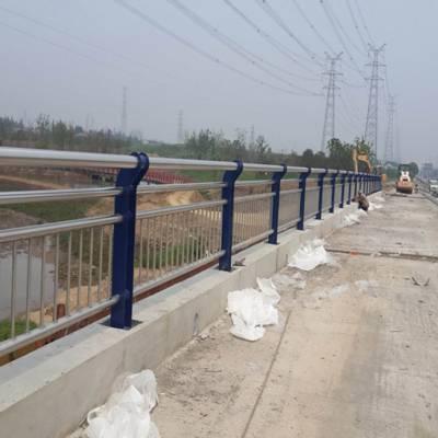 肇庆公园景观护栏供应商 河涌河道护栏桥梁栏杆