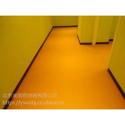 幼儿园塑胶地垫价格 河北幼儿园地板