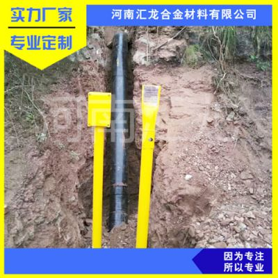 汇龙外加电流埋地管道阴极保护施工 供水管道阴极保护施工
