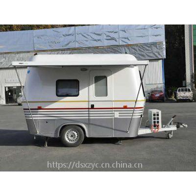 4.4米营地专供拖挂房车,小型露营旅居车