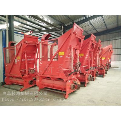 黑龙江玉米秸秆回收机玉米粉碎秸秆机