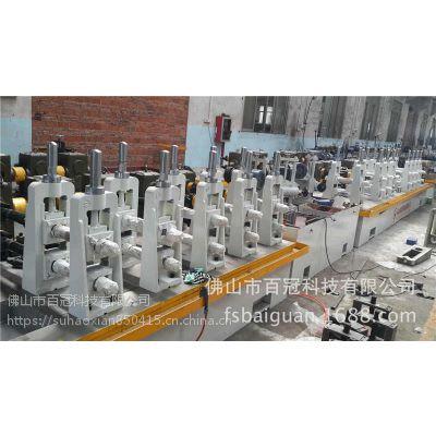 不锈钢圆管成型机 焊管成型机 水管成型机 不锈钢压花机