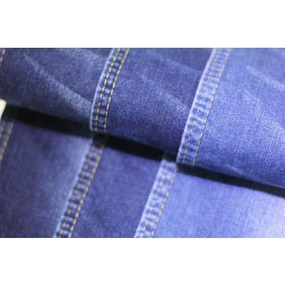 牛仔布料 薄款春夏服装面料洗水牛仔柔软 裤子外套布料336A2-06PT