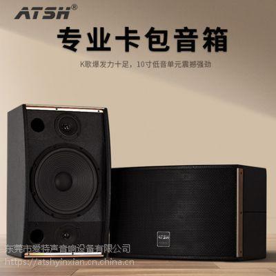 ATSH/爱特声 RK-100Professional audio equipment 卡包音箱