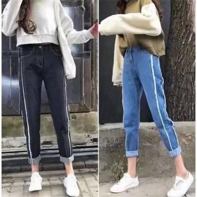 广州牛仔裤尾货批发江西赣州哪里有便宜牛仔裤批发