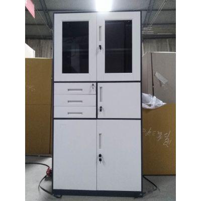 重庆铁柜 钢制铁皮柜 铁皮文件柜 生产厂家