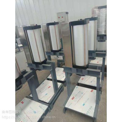 曲阜豆制品加工设备厂家 全自动豆腐皮机器 商用千张机器 厂家直销