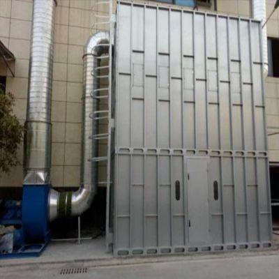 废气处理中央除尘木工除尘器 工业中央除尘系统 脉冲布袋除尘器