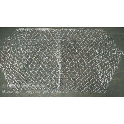 水利工程格宾石笼网 濮阳河段治理格宾网 抗腐蚀10%锌铝合金网笼定做