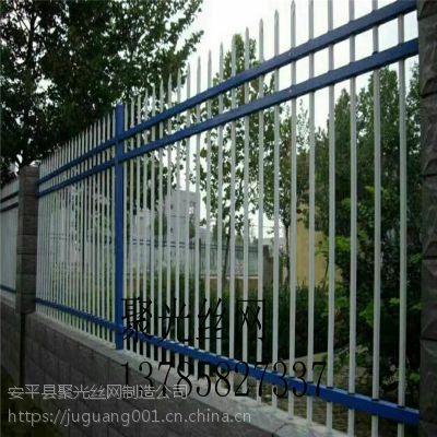 锌钢围栏 铁艺防护栅栏 隔离防护栏 厂定制隔离防护网