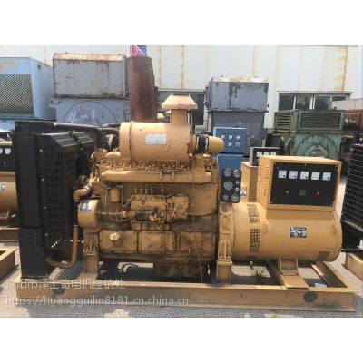 转让一台上柴200KW工厂闲置柴油发电机组
