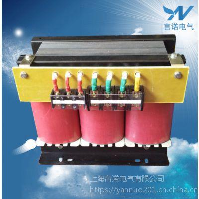 数控机床配套专用伺服变压器380V转200V上海言诺