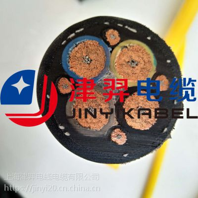 津羿牌 YET垃圾吊抓斗电缆 电厂专用垃圾吊专用抗拉抗扭曲电缆