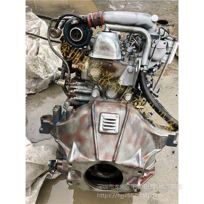 旧发动机翻新用喷砂机-快速翻新旧发动机设备