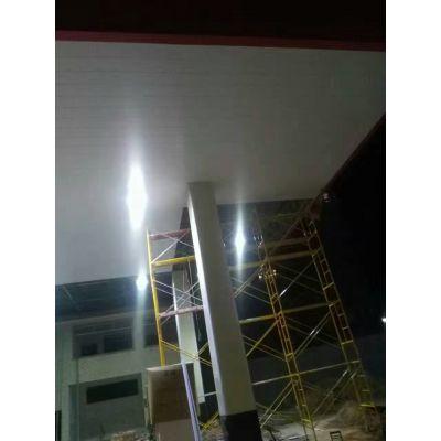 加油站罩棚工程铝合金扣板吊顶天花市场价格