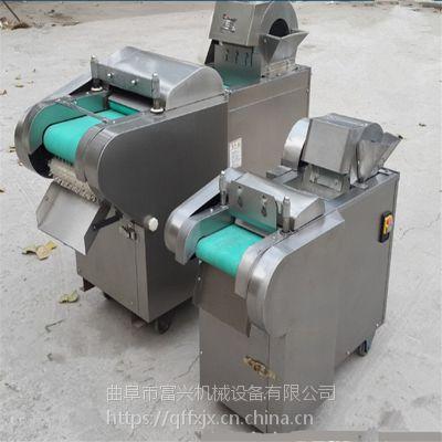 富兴耐用型腐竹切段机 简单耐用的豆腐切块机 年糕切片机图片