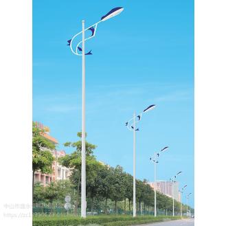 广东鑫永虹照明LED路灯非标定制|6米海螺臂路灯现货供应