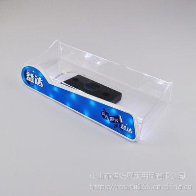 中山厂家专业生产商超零售LED展示架展示道具 桌面促销台架 亚克力展示架