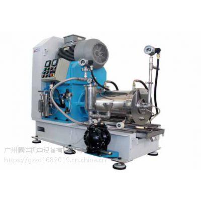 浙江地区量产涂料卧式砂磨机哪家强,找广州儒家机电技术过硬