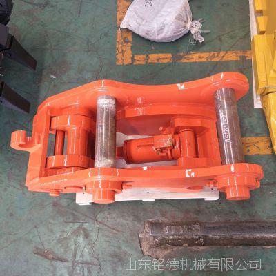 徐工215液压换斗装置 定做挖机换斗器 铭德挖机现货快换器