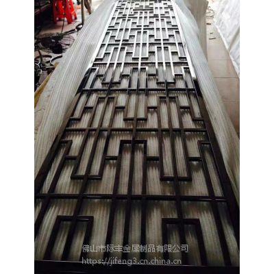 不锈钢花格屏风,装饰隔断厂家