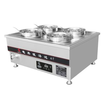 自助餐保温台尺寸-南阳自助餐保温台-彩虹厨业电热暖汤池
