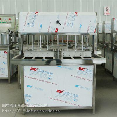 豆腐机器大型全自动豆腐机可现场观看生产