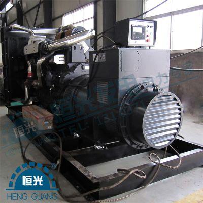 河南发电设备厂 上柴股份备用800KW柴油发电机组