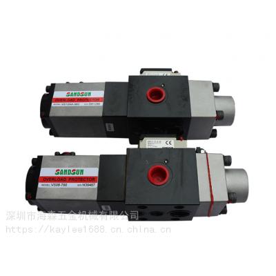 代理原装山田顺SANDSUN超负荷VS12-760 VA12-720 过载泵