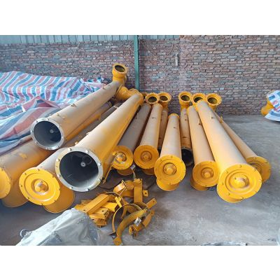 混凝土搅拌站水泥螺旋输送机厂家219型6米