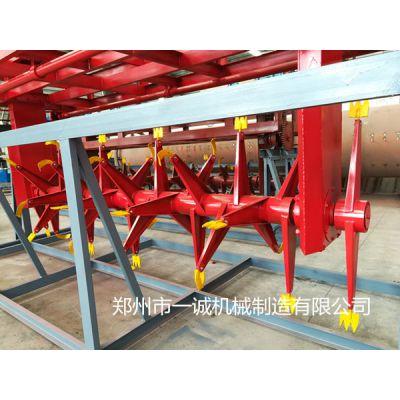 使用有机肥翻堆机对生产发酵的好处