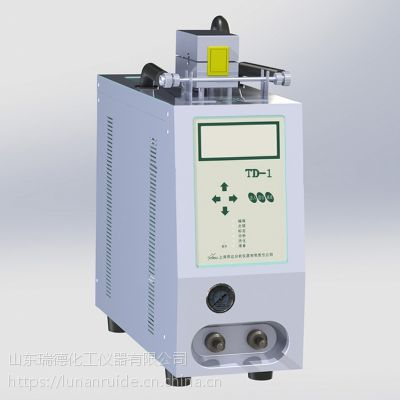 tvoc气相分析样品处理热解吸仪