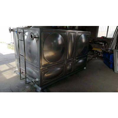 玻璃钢水箱组装方便 定压水箱 不锈钢水箱