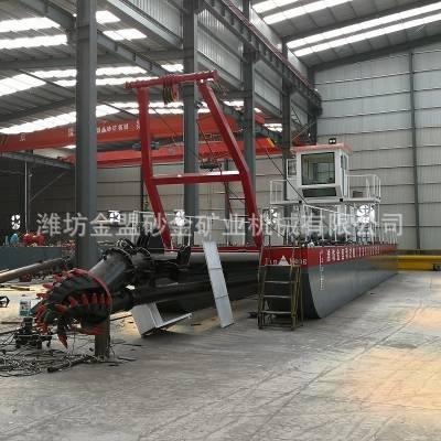 桂林小型环保绞吸船低价处理 生产环保绞吸船的厂家