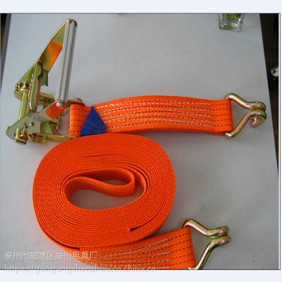 供应神州SW034外贸出口棘轮式紧绳器 汽车货物捆绑带 自动收紧器量大优惠