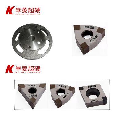 【精车刀片BNK30】高速加工空调压缩机密封板效率高,光洁度好