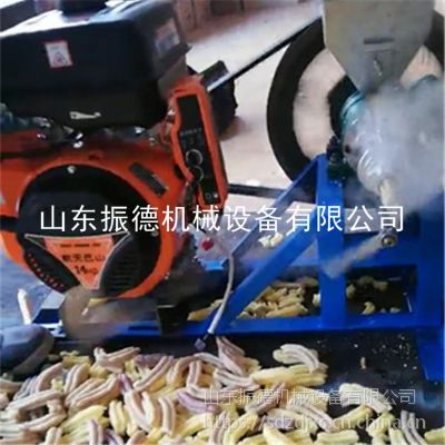 低价现货 十用型大米谷物膨化机 振德 玉米苞米花机 自动切断3号膨化机