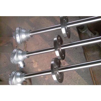 耐磨抗震热电偶水泥厂专用耐磨热电偶WRNM-431