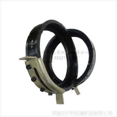 批发 电动葫芦导绳器排绳器 新型钢筋导绳器2T开口行车排线器