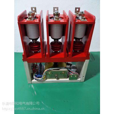 高压真空接触器CKG3-7.2/250 CKG-250/6KV 真空接触器