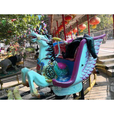 梦之龙皇家猎场游乐设备是怎么卖的