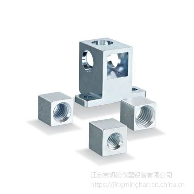 德国IFM/易福门 位置传感器附件 - 铝型材安装的立方体 E20951
