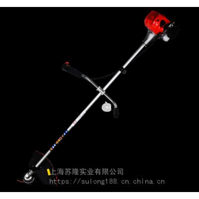 加藤236割草机二冲程背负式小型割灌机多功能农用汽油开荒除草机