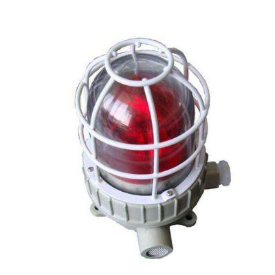 AC24/220V防爆声光报警器/防爆航空障碍灯/BBJ防爆声光报警器带喇叭