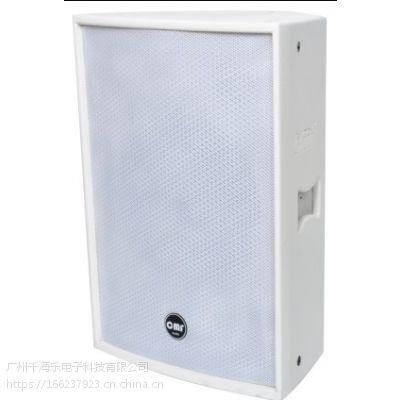 CMF同轴音响采用白色箱体打造KTV包厢