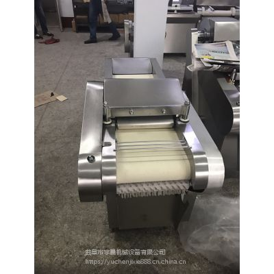 大产量韭菜切段机 660型黄秋葵切段机 快速均匀豆角切段机