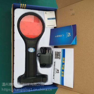 海洋王双面方位灯 FL4830 FL4831 充电式移动红闪灯 铁路方位灯